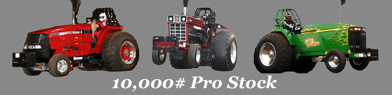 10,000# Pro Stock