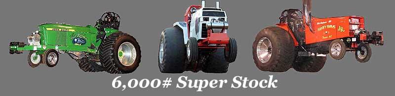 6000# Super Stock