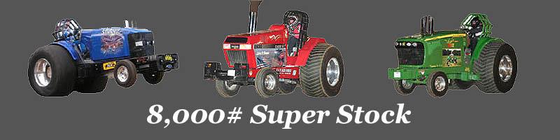 8,000# Super Stock
