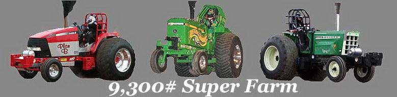 9,300# Super Farm