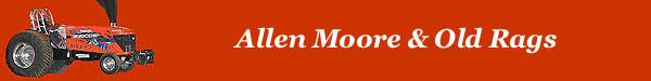 Allen Moore - Old Rags