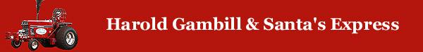 Harold Gambill - Santa's Express