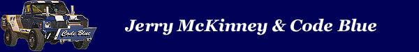 Jerry McKinney - Code Blue