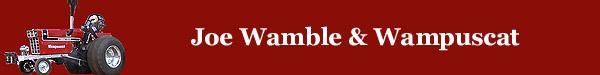 Joe Wamble - Wampuscat