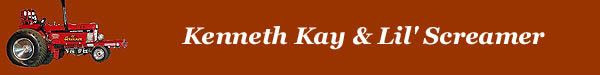 Kenneth Kay - Lil' Screamer