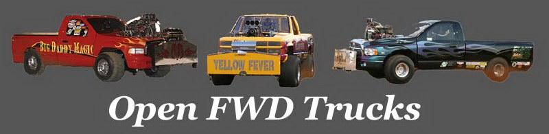 Open FWD Trucks