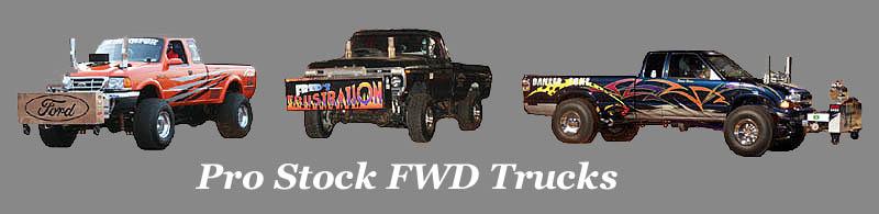 Pro Stock FWD Trucks