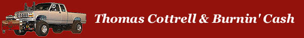 Thomas Cottrell - Burnin' Cash