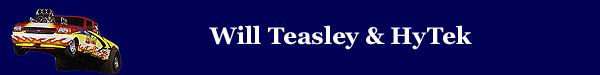 Will Teasley - HyTek